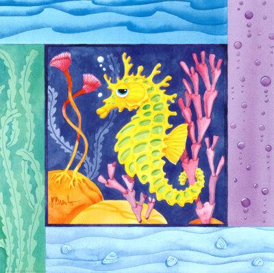 caballo de mar. caballo de mar. era un