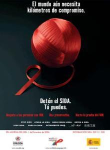 Campaña lucha contra el SIDA 2006