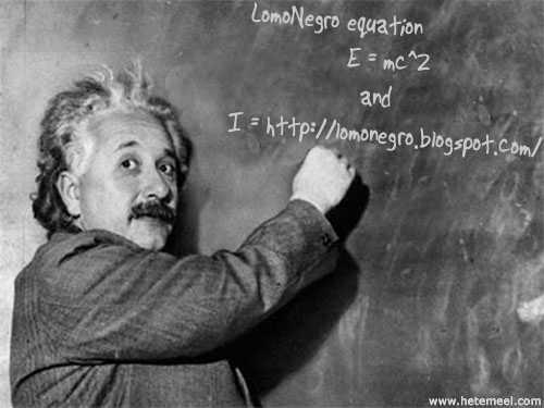 Einstein recomienda: