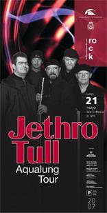 Jethro Tull en Tenerife