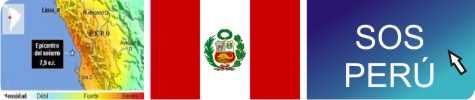Apoyo solidario a damnificados por terremoto en Perú