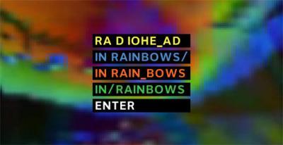 Nuevo disco de Radiohead_