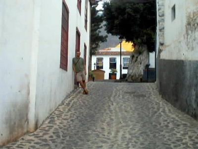 Quiero volver a La Gomera