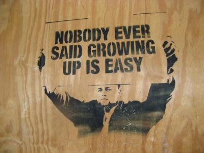 No es fácil, no.