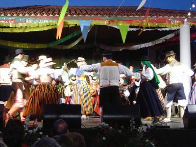 Una polka majorera (ésta la cantaba Los Sabandeños)