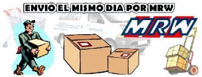 Anécdota con MRW (empresa de mensajería)