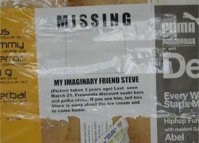 Si alguien lo encuentra...