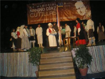 Memorial Nanino Díaz Cutillas - La Aldea de San Nicolás - Drago y Laurel