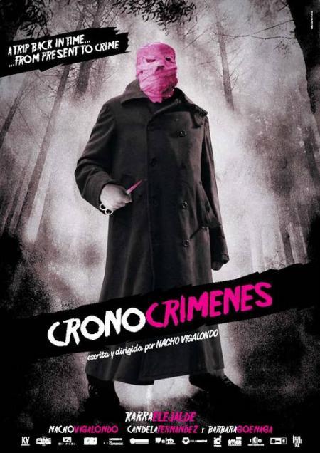 Cronocrímenes (versión española)