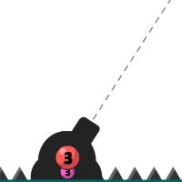 El juego del viernes - Bubble Cannon 2