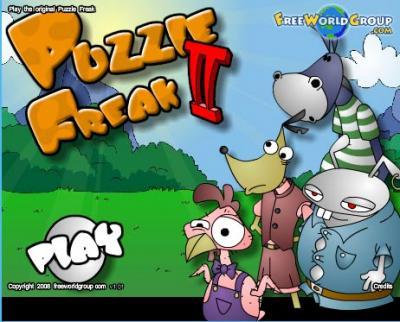 El juego del viernes - Puzzle Freak II