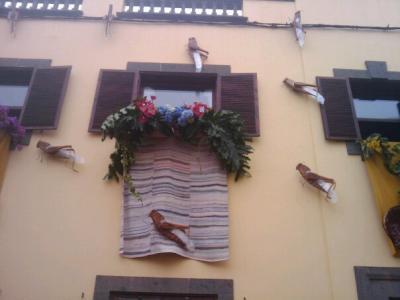 Romería de Las Marías (Sta. María de Guia)
