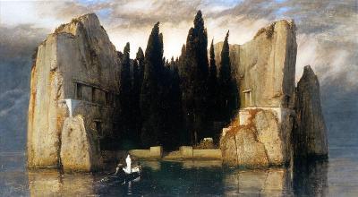 Imagina - Isla de los muertos