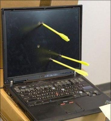 Quién dice que los informáticos se aburren?