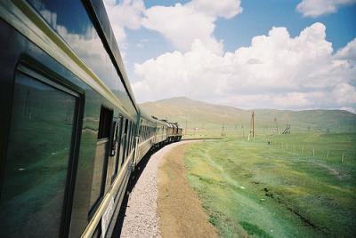 Viaje en el Trans Siberian con Google Maps