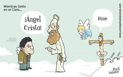 Adiós a Ángel Cristo