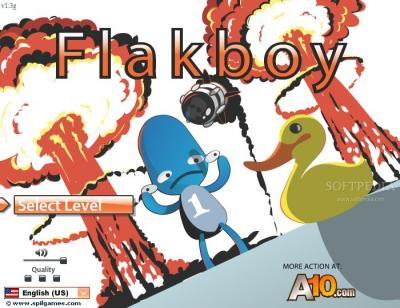El juego del viernes - Flakboy