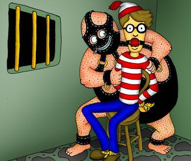 El juego del viernes - Drunker Waldo