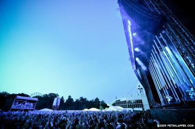 Concierto en Praga de Radiohead (descargar vídeo)